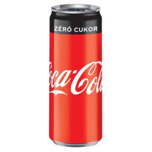 coca-cola-zero-dobozos (0,33l)