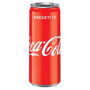 coca-cola-dobozos (0,33l)